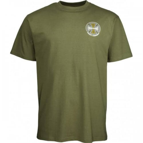 T-Shirt Independent: Converge Army Green