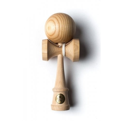 SWEETS KENDAMAS: HOMEGROWN CLASSIC HICKORY ASH CUSHION CLEAR