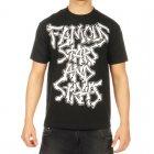 Famous Stars and Straps T-Shirt Famous Stars&Straps: Dem Bones BK, S