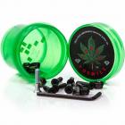 "Viti Diamond: Hella Tight Hardware Torey Pudwill 7/8"" Green"