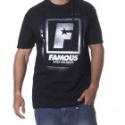 T-Shirt Famous Stars and Straps: Spray Box BK