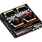 Bushings Bones: Hardcore Medium Black-Black