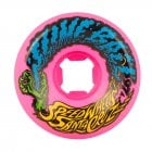 Ruote Santa Cruz: Slime Balls Vomit Mini Pink (56mm)