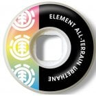 Ruote Element: Section Rainbow 99A (52 mm)