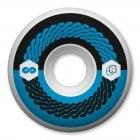Ruote Universal: Fluor 101A Blue (60mm)