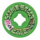 Ruote Santa Cruz: Double Take Cofe Vomit Mini Green 95A (54mm)