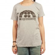 T-Shirt Donna Supremebeing: Certified GR, XS