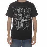 Famous Stars and Straps T-Shirt Famous Stars&Straps: Toxic BK