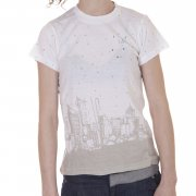 T-Shirt Donna Matix: Still Starry Night WH, XS