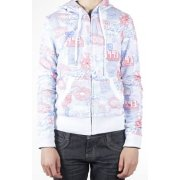 Sudadera Chica Zoo York: Doodle WH/BK