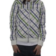 Giacca Donna Roxy: Lovelight Plaid WH, XS