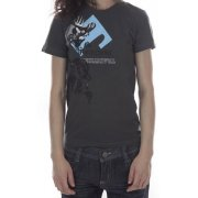 Traditiona Clothing T-Shirt Donna Traditiona: Deer GR
