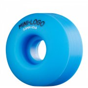 Mini Logo Skateboards Ruote Mini-Logo Skateboards: C-Cut Blue (53 mm)