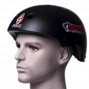 Casco Skate Thumper: Casco ipod/mp3 BK