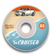 Ruote Skate Mental: PT Cruiser 2 (53 mm)