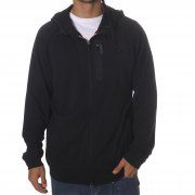 Giacchetta Fox Racing: Flux Zip Front Fleece BK