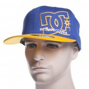 Cappello DC Shoes: YA Heard BL/YL