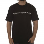T-Shirt Supra: Skytop4ever Black BK