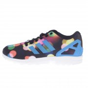 Scarpe adidas originals: ZX Flux BK/MC