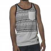 Canottiera Wrung: Natives WH
