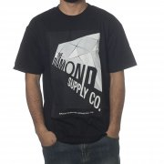 T-Shirt Diamond: Perspective BK