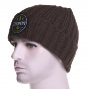 Cappellino Element:  Counter Beanie Chocolate BR