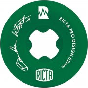 Ruote Ricta: Brandon Westgate Pro NRG Green (52 mm)