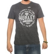 T-Shirt Hurley: Cylindrical Tri-Blend GR