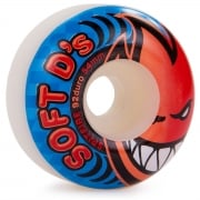 Ruote Spitfire: Soft D'S 92 Du White (52 mm)