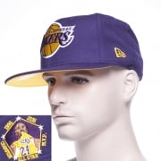 Cappello New Era: 5950 Loslak Kobe  Inc Purple Player PP