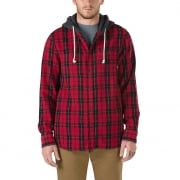 Camicia Vans: MN Lopes Chili Pepper RD/BK