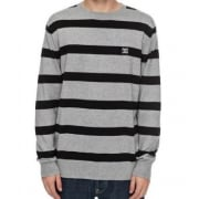 Maglione DC Shoes: Sabotage Stripe GR/BK