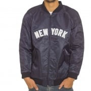 Giacca Majestic: Soft Touch Varsity Yankees NV