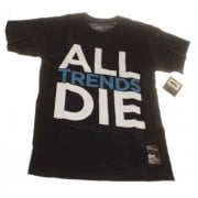 T-Shirt DVS: All Trends Die BK