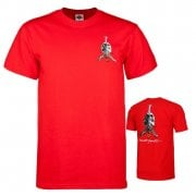 Powell Peralta T-Shirt Powell: Skull and Sword RD