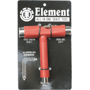 Chiave Element: Skate T-Tool RD
