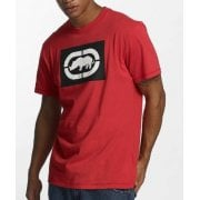 T-Shirt Ecko: Base Red RD