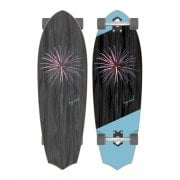 Long Island Skateboard Cruiser Completo Long Island: Fireworks Cruiser