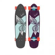 Long Island Skateboard Cruiser Completo Long Island: Leaves Cruiser