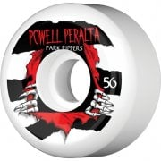 Ruote Powell Peralta: Park Ripper White (56 mm)
