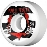 Ruote Powell Peralta: Park Ripper White (54 mm)