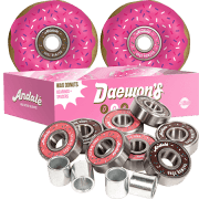 Cuscinetti Andale: Daewon Song Donut Wax & Bearings