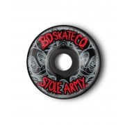 Ruote BDSkateCO: Stole Army Black (54 mm)