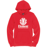 Felpa Element: Fire Red Vertical HO RD