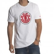 T-Shirt Element: Seal SS Optic WH