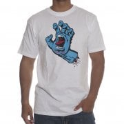 T-Shirt Santa Cruz: Screaming Hand WH
