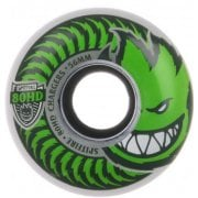 Ruote Spitfire: Chargers Classics Clear Green 80HD (54mm)