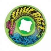 Ruote Santa Cruz: Slime Balls Mini Neon Green 97A (54 mm)