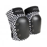 Ginocchiere Pro-Tec: Street Knee Pad Checker BK/WH