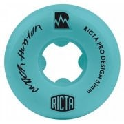 Ruote Ricta: Nyjah Houston pro NRG TEAL (51mm)